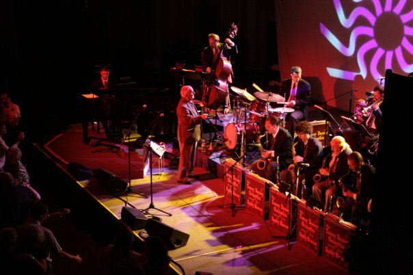 Event Realization Tommy Dorsey Orchestra Lighting Design